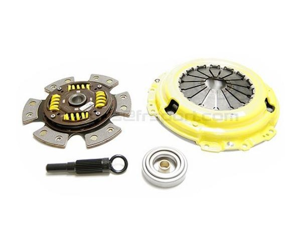 SR20DET - ACT Clutch kit STREET - 6 Pucks