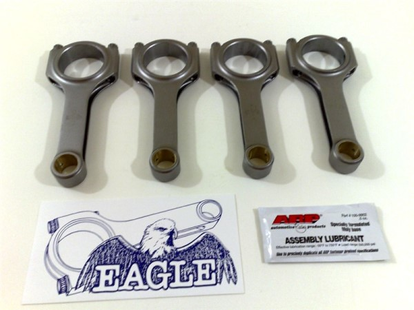 Eagle - SR20 SR20DET Chromoly Forged Rods Råder