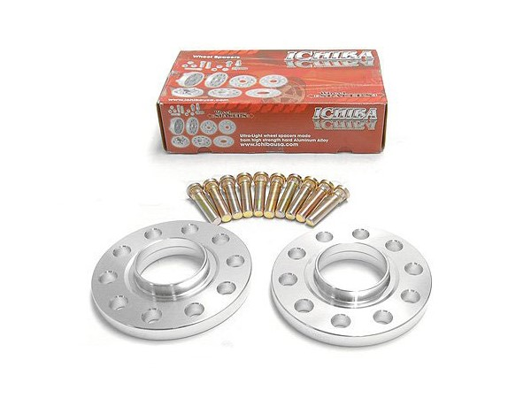 Ichiba Hubcentric Wheel Spacers 4x114.3 20mm M12x1,25
