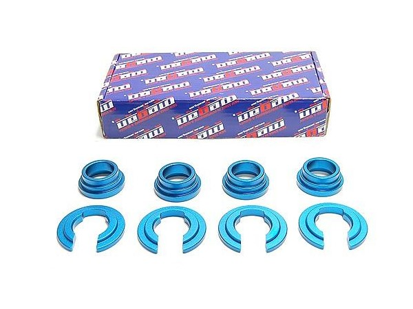 Megan Racing Aluminum Subframe Spacers Kit 200SX