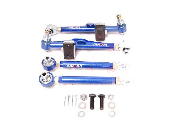 Megan Racing MR-6483 Adjustable Front Control Arms S13 200SX