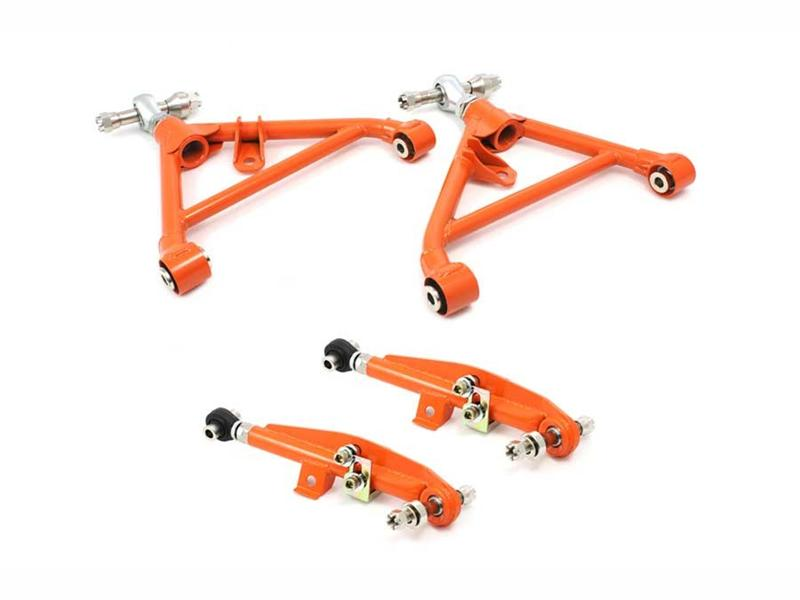 Driftworks Front & Rear Adjustable Lower Arms Nissan S13 S14 S15 R32 R33 R34 Z32